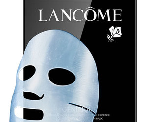 face mask, lancome, and 7 day treatment image