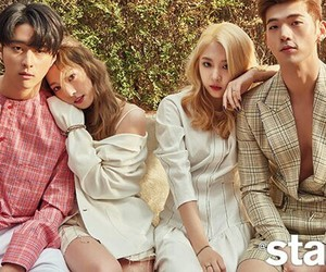 kard, jiwoo, and j.seph image
