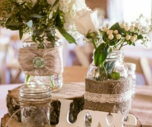 centerpieces and flowers image