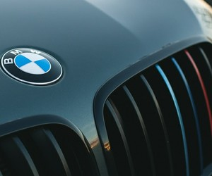 bmw, cute, and car image