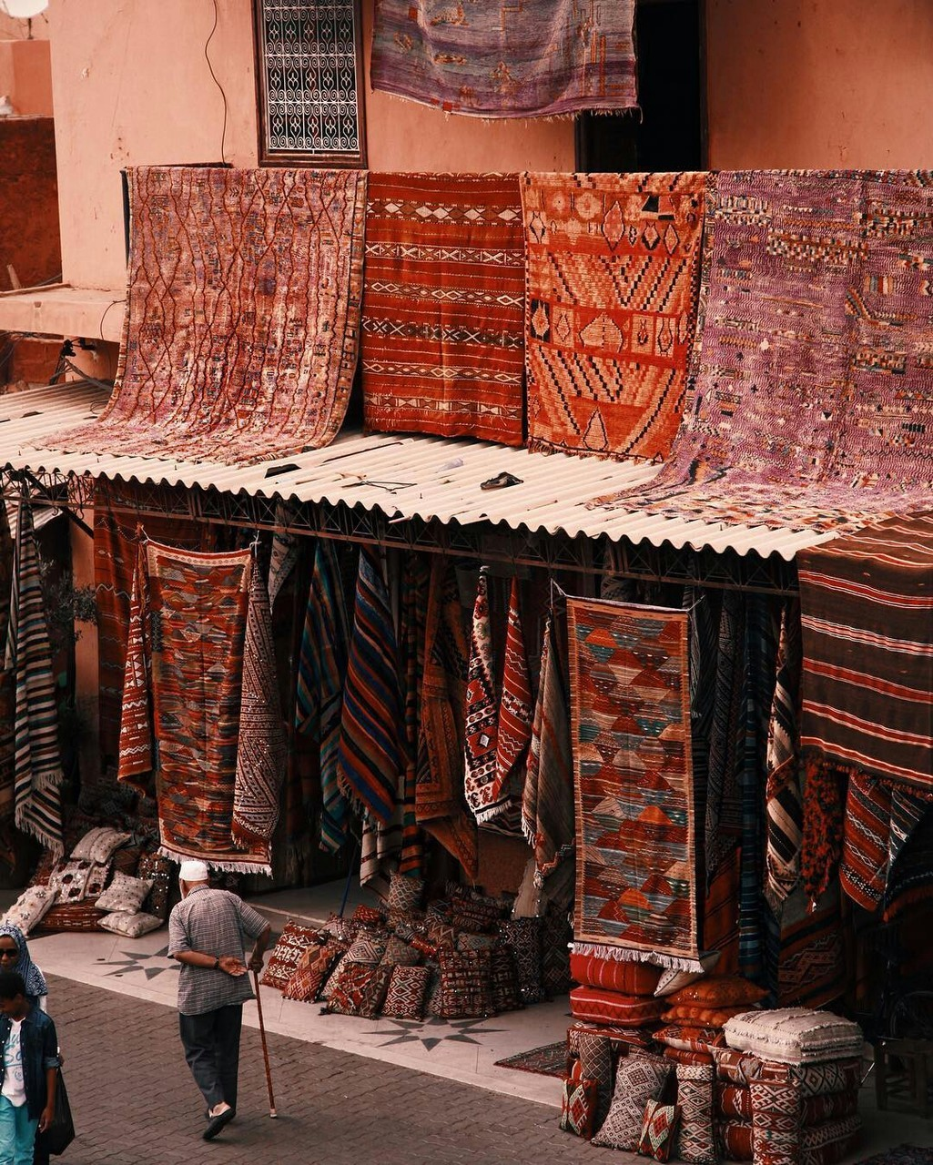 adventure, city, and marrakech image