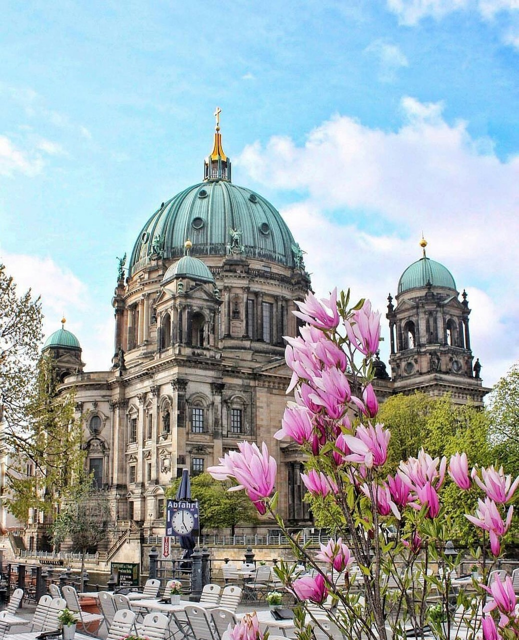 adventure, berlin, and cathedral image