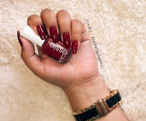 accessories, clean, and nails image