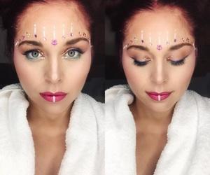 beauty, haïr, and makeup image
