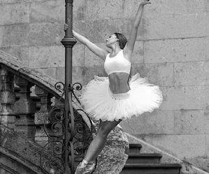 ballerina, ballerinas, and dance image