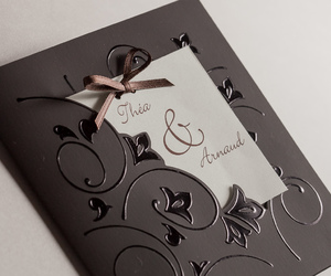 beauty, card, and couple image