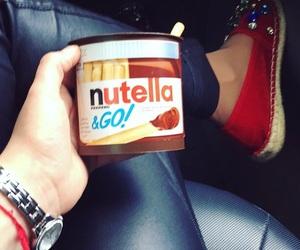 nutella, yummy, and nutella & go! image