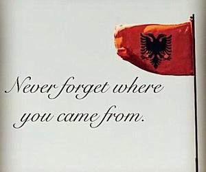 albania and albanian image