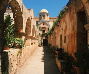 crete, greek, and spring image