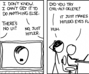 comic, funny, and os image