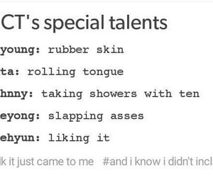 nct, funny, and kpop image