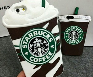 starbucks and casephone image