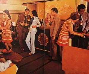 retro, seventies, and travel image