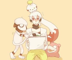 anime, mekakucity actors, and fanart image