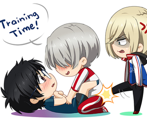 anime, lol, and victor image