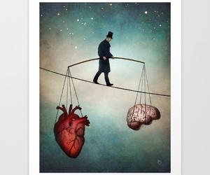 art, print, and balance image