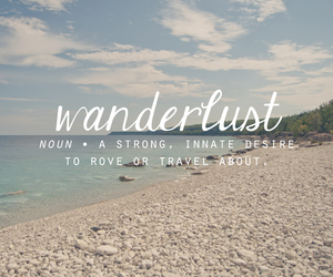 wanderlust, travel, and world image