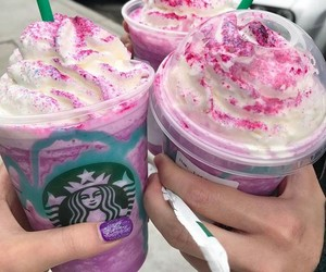 starbucks, delicious, and food image
