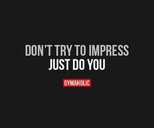 fitness, motivation, and gymaholic image