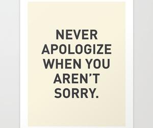 apologize, inspiration, and motivation image