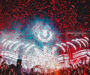 colors, confetti, and festival image