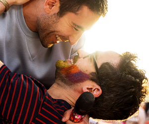 alfonso herrera, miguel angel silvestre, and love image