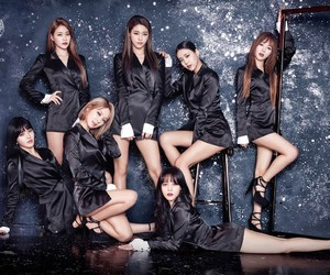 kpop, angel's knock, and girlgroup image