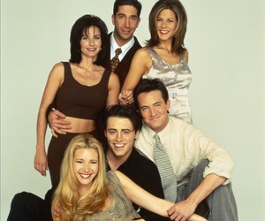 90s, f.r.i.e.n.d.s, and vintage image