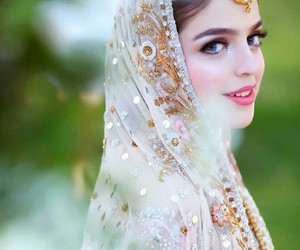 beautiful and bride image