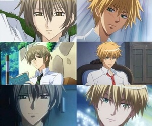 anime, usui takumi, and anime boy image