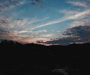 clouds, free, and landscape image