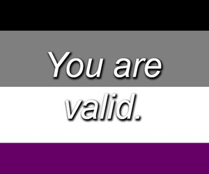asexual, empowerment, and equality image