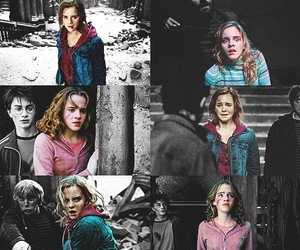 harry potter, hermione granger, and background image