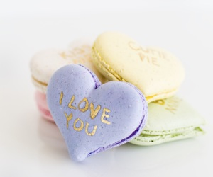 hearts, sweet, and love image