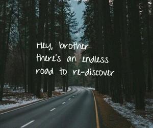 brother, hey, and Lyrics image