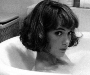 winona ryder, vintage, and hair image
