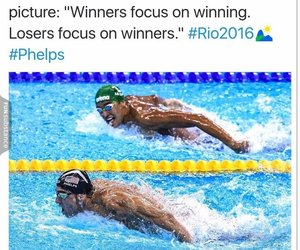 Michael Phelps and quotes image