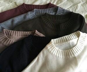 fashion, sweater, and jinochova image