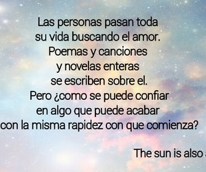 amor, book, and frases image