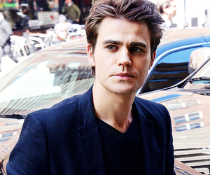 the vampire diaries and paul wesley image