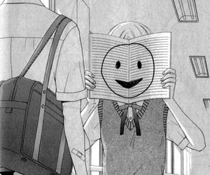manga, anime, and smile image
