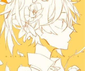 anime, kagerou project, and mekakucity actors image