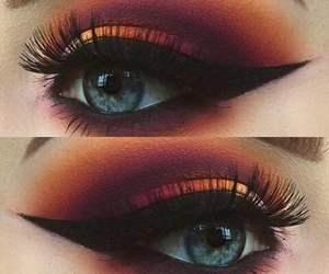 beautiful, eyes, and girly image