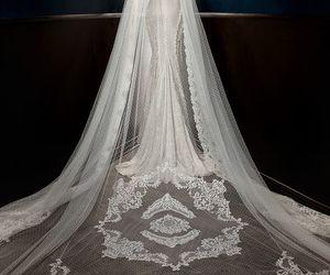 beautiful, wedding, and fashion image