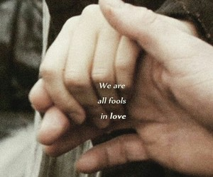 elizabeth bennet, hands, and simple things image