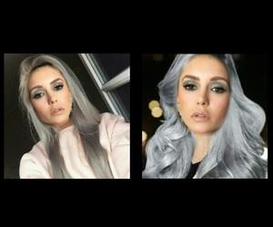 Nina Dobrev and edit collage image