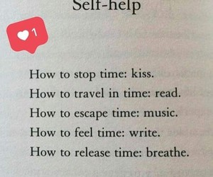 breathe, help, and music image