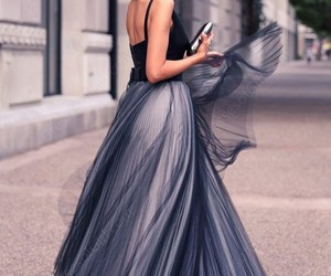 fashion, beautiful, and dress image