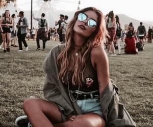 coachella, fashion, and fun image