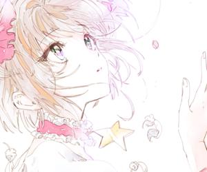 anime, sakura card captor, and anime girl image